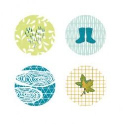 Badge collection Octobre -...
