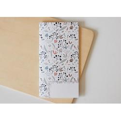 Notebook - Wildflowers -...
