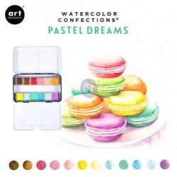Aquarelles Pastel Dreams -...