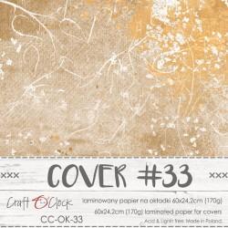 PAPIER DE COUVERTURE 33 -...