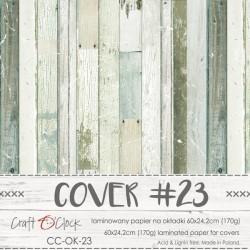 PAPIER DE COUVERTURE 23 -...