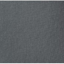 TOILE TISSEE - GRIS FONCE -...