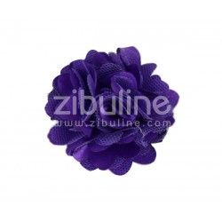 Fleur dentelle - VIOLET FONCE