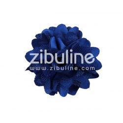 Fleur dentelle - BLEU MARINE