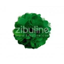 Fleur dentelle - VERT FONCE