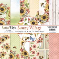 Sunny Village Bloc 24...