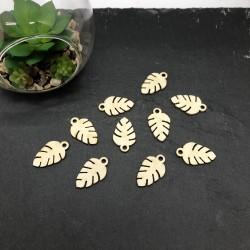 Flipettes feuilles - Lot de 10