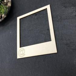 Polaroid Arobase en carton...