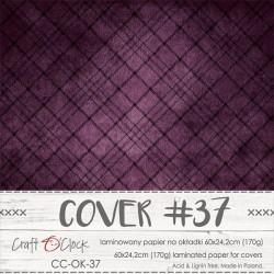 PAPIER DE COUVERTURE 37 -...
