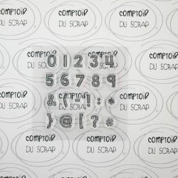 T0521-EC395 Chiffres et...