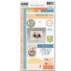 Cahier d'Automne Stickers...