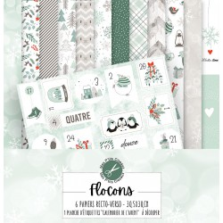 Collection Flocons - Mes...