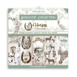 Romantic Horses 30,5 x 30,5...