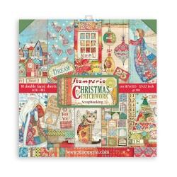 Christmas Patchwork 30,5 x...