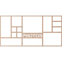 Cadre Photos 30x60 cm